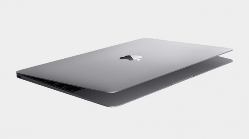 Apple acaba de apresentar o novo Macbook.